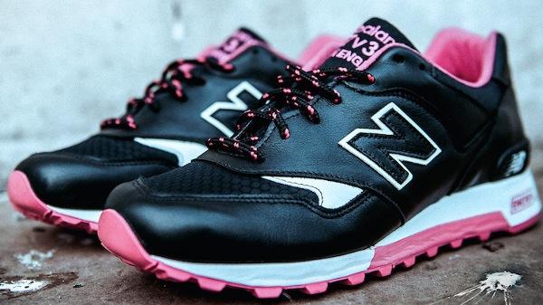 size? x Staple Design x New Balance 577 'Black Pigeon'