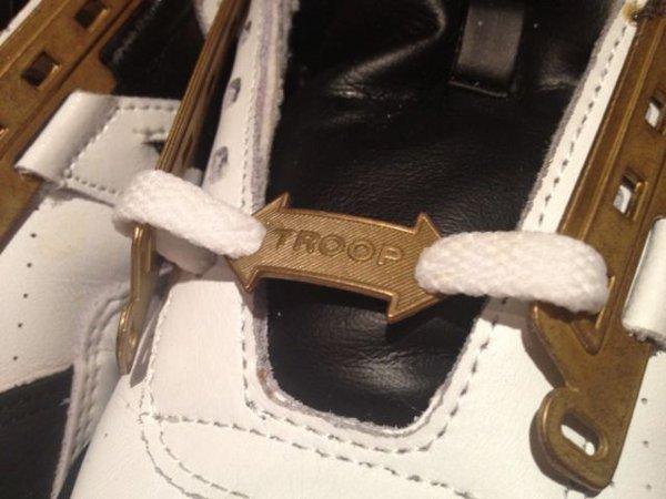 Troop Major Hi vintage sneakers 1