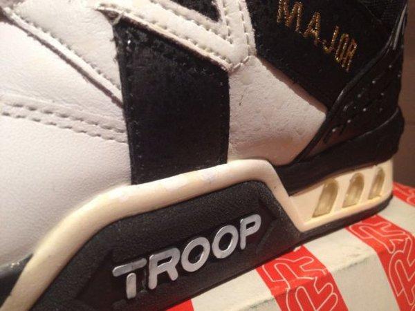 Troop Major High 1990's - basket vintage