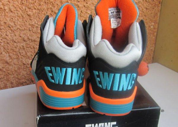 Ewing Wrap - 1991
