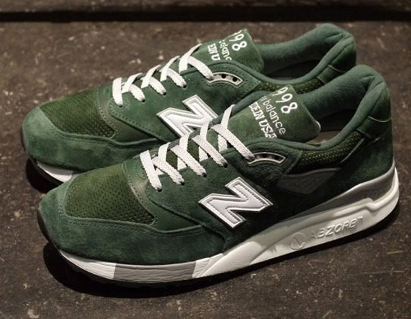 New Balance x mita Sneakers x Oshman's Japan 'M998 Made