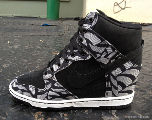Nike Dunk Sky High Liberty Of London Lotus Jazz