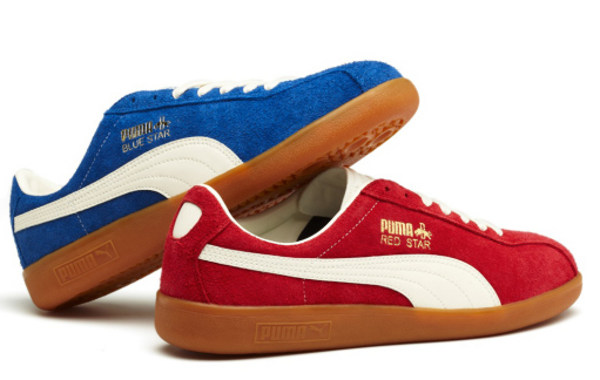 Star Society Pkizoxu Puma Redamp; Shadow Chaussure Blue htsQrd