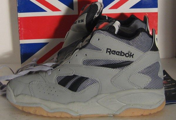 Reebok Pump D Time 1991
