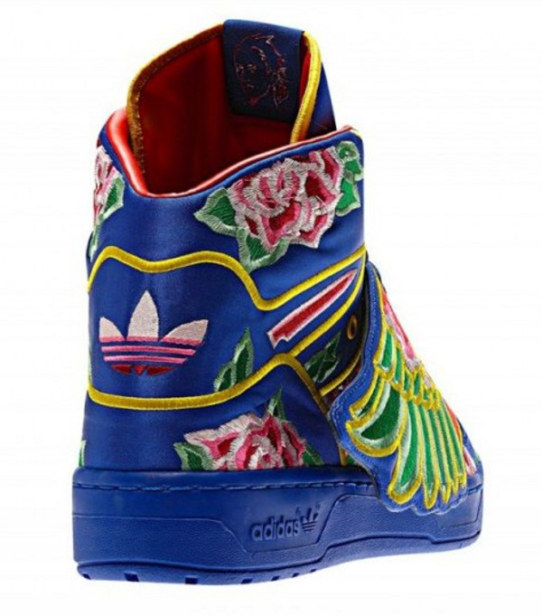 Eason Chan x adidas Originals by Jeremy Scott JS Wings