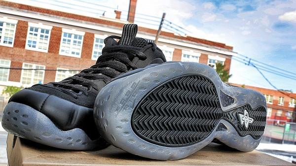 Nike Air Foamposite One  Stealth
