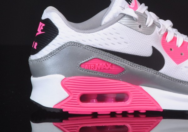 Nike Air Max 90 EM Pink/White pour femme - chaussure