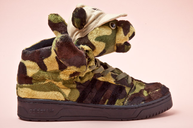 Adidas Originals JS Camouflage Bear