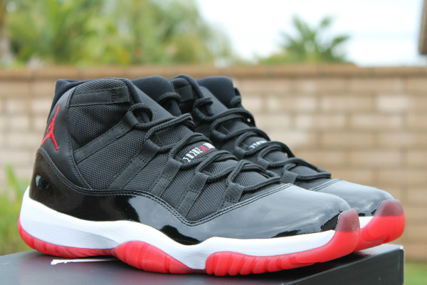 Nike Air Jordan 11 Bred Retro 2012