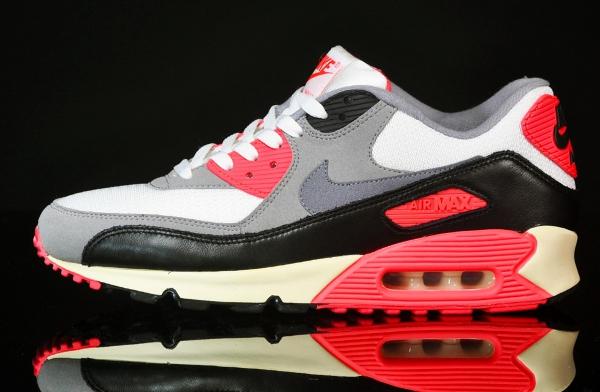 Nike Air Max 90 Infrared Vintage