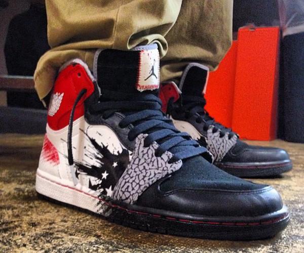 Air Jordan 1 Dave White