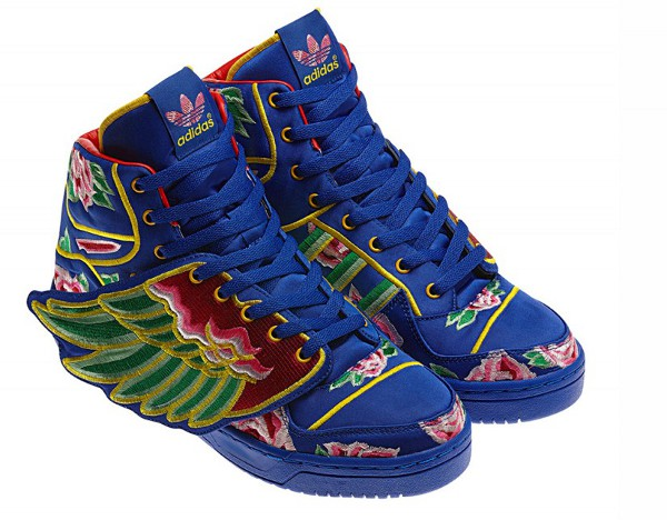 Adidas Original Jeremy Scott Wings Eason Chan
