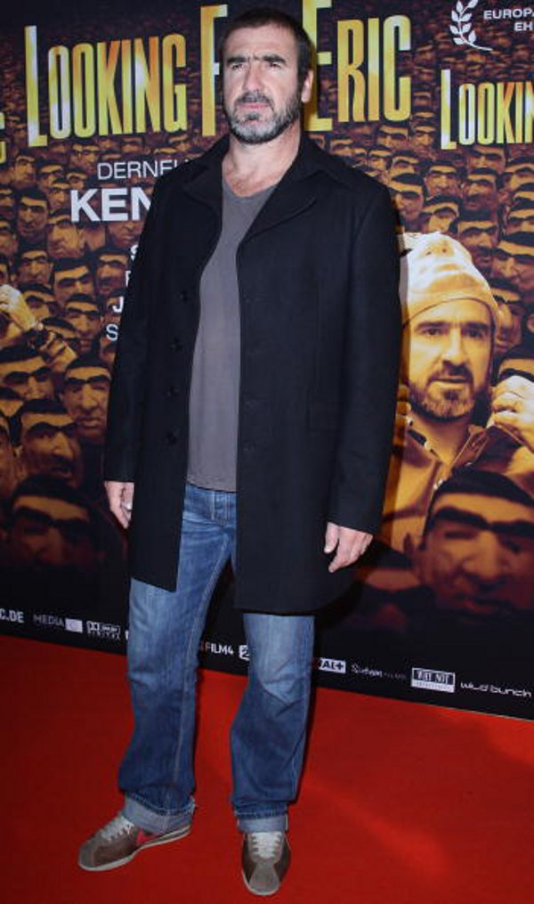 Eric Cantona - Nike Cortez