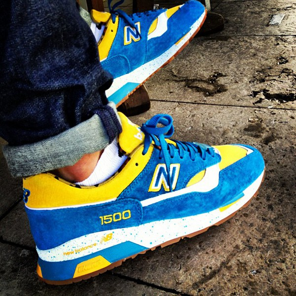 basket new balance colette