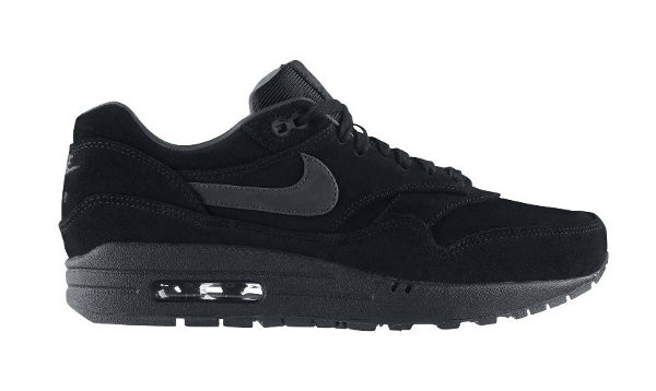 Nike Air Max 1 Black/Grey