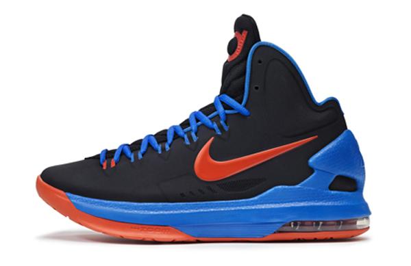 détaillant en ligne 23257 89e95 Nike KD V Orange & Bleu - chaussure de basket