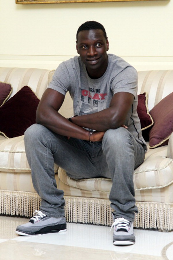 Omar Sy - Air Jordan 3 Stealth