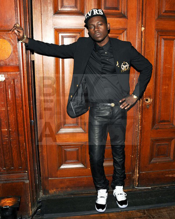 theophilus london - Air Jordan 11 Concord