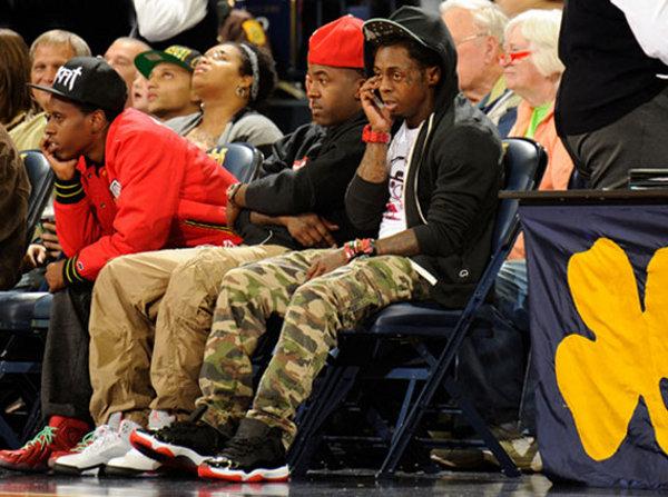 Lil Wayne - Air Jordan 11