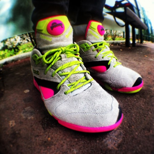 Reebok Pump Court Victory Outdoor