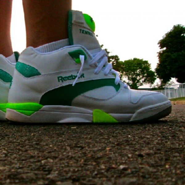 "Reebok Pump Court Victory ""Michael Chang"""