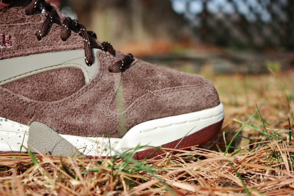 Reebok Pump Court Victory Grizzly