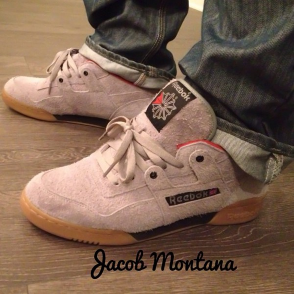 Reebok Workout Starcow