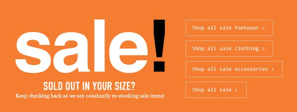 Size? : soldes mi-saison 2014, 20 sneakers à ne pas manquer