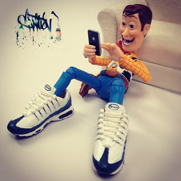 Toy Story - Nike Air Max 95