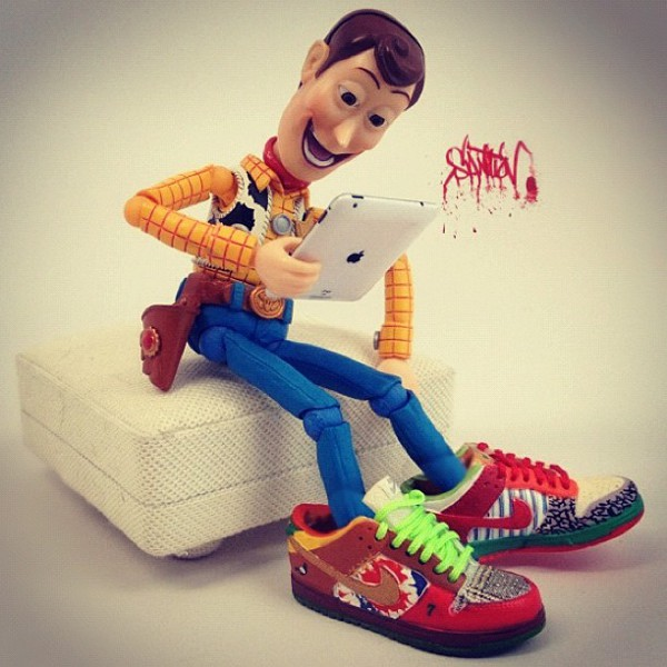 Toy Story - Nike Dunk Low