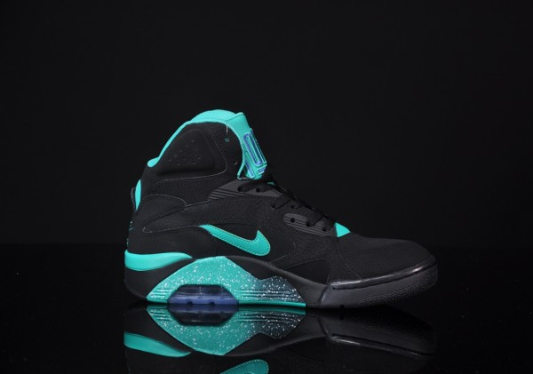 Nike Air Force 180 Mid Atomic Teal