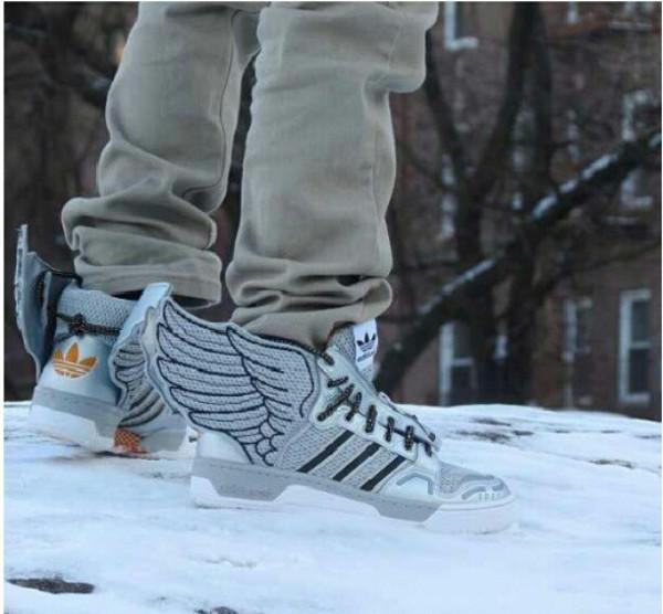 Adidas Originals Jeremy Scott Wings 2.0 - Woahhderr