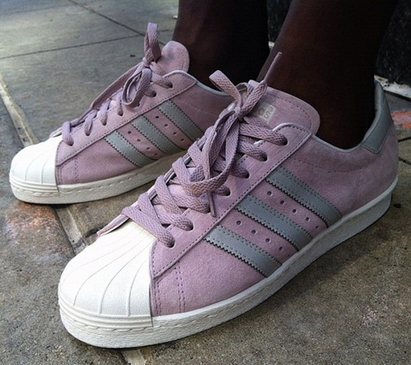 Adidas Superstar 80's Rose