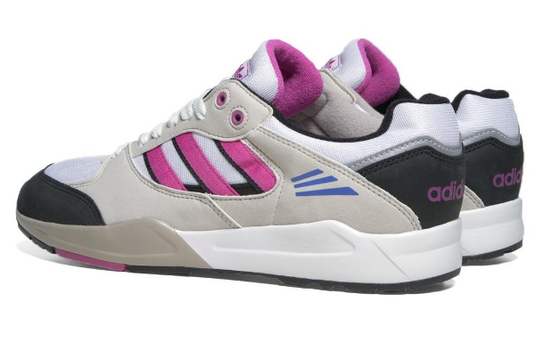 Adidas Tech Super White Vivid Pink