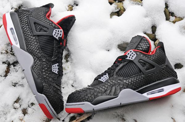Air Jordan 4 Python
