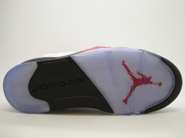 Air Jordan 5 Fire Red Retro 2013