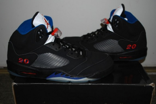 Air Jordan 5 PE Jared Jeffries Away