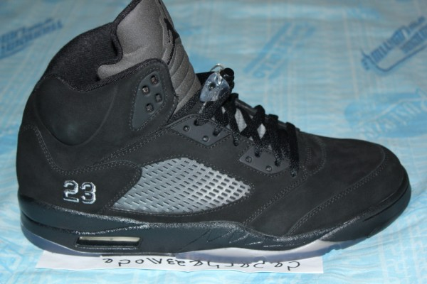 Air Jordan 5 Black Out