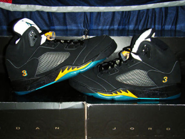 Air Jordan 5 PE Chris Paul Away