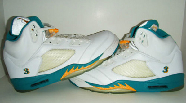 Air Jordan 5 PE Chris Paul Home