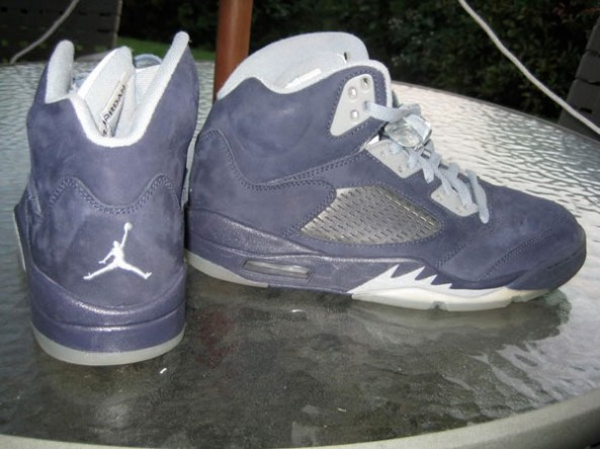 Air Jordan 5 Fighter Plane