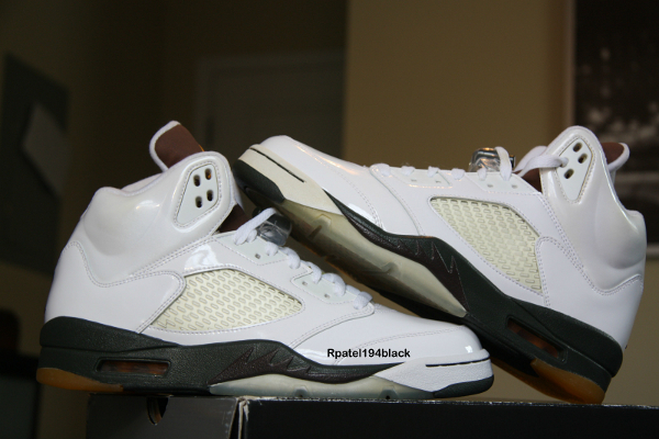 Air Jordan 5 Sample