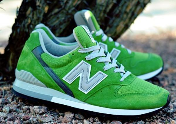 new balance vert 996