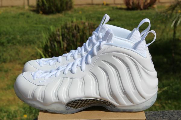 Nike Air Foamposite One White