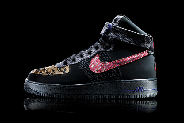 air force 1 femme montante