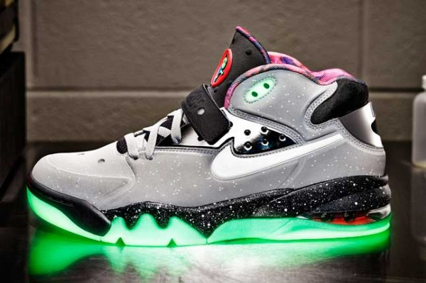 Nike Air Force Max Zone 72 All Star 2013