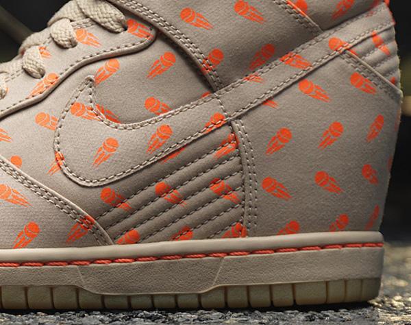 Nike Dunk Sky Hi BHM