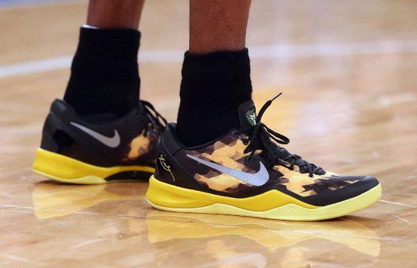 Nike Kobe 8 Black/Yellow