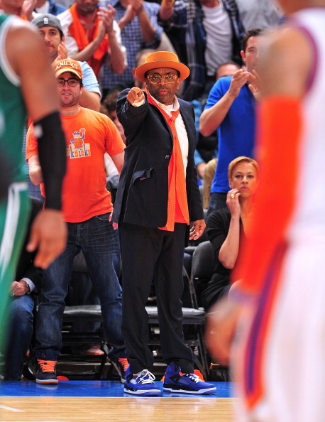 Spike Lee - Air Jordan Spizike
