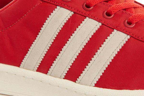 Adidas Originals Campus Vivid Red